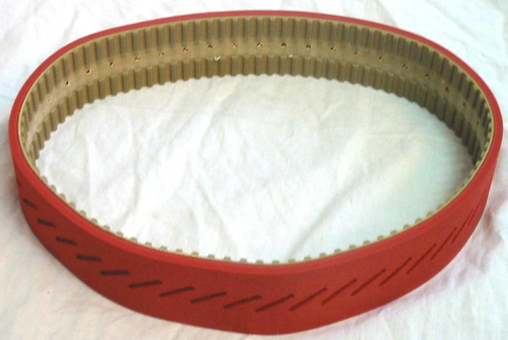 Изтеглящи ремъци за вертикално опаковачни машини